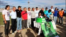 40 anosAmigao 270x151 - Governo homenageia personalidades do futebol de Campina Grande no aniversário do estádio Amigão