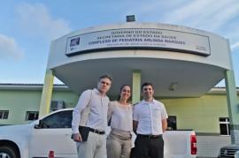 FOTO RICARDO PUPPE 270x179 - Hospital Arlinda Marques recebe visita do Círculo do Coração-PE e de ONG internacional