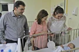Foto RicardoPuppe Arlinda Marques  1 270x179 - Hospital Arlinda Marques recebe visita do Círculo do Coração-PE e de ONG internacional