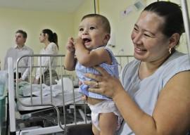 Foto RicardoPuppe Arlinda Marques 2 270x192 - Hospital Arlinda Marques recebe visita do Círculo do Coração-PE e de ONG internacional