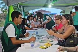 RicardoPuppe Dia Nutrição 270x180 - Governo leva orientações nutricionais e atividades físicas para moradores dos Bancários no Dia Mundial da Saúde