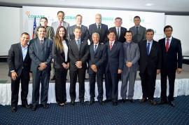 Secretária durante posse em Brasília 270x178 - Secretária Roberta Abath toma posse na diretoria do Conselho Nacional de Secretários de Saúde