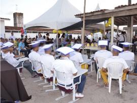concluintes reeducandos foto walter rafael portal 270x202 - Governo do Estado entrega certificados a alunos do Projovem Urbano nos presídios