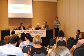 evento fortaleza fonseas 2 270x180 - Secretária Cida Ramos preside evento nacional da Assistência Social em Fortaleza