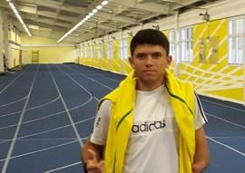 petrucioFerreira02 270x191 - Paraibano bate recorde mundial no Open Internacional de Atletismo e Natação