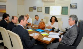 ricardo UNICEF REUNIAO foto jose marques 1 270x158 - Ricardo discute ampliação de parceria entre Governo do Estado e Unicef