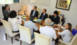 ricardo UNICEF REUNIAO foto jose marques 7 270x158 - Ricardo discute ampliação de parceria entre Governo do Estado e Unicef