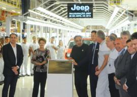 ricardo e pres dilma FABRICA JEEP foto jose marques 5 270x191 - Ricardo destaca importância do Polo Automotivo Jeep para a PB