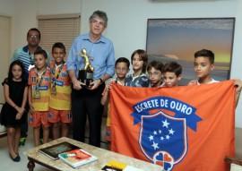 ricardo futebol de 7 foto francisco franca 4 270x191 - Ricardo recebe equipe campeã do Mundial de Futebol Gol-Cup sub-10