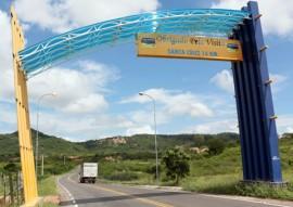 sao francisco estrada 2 270x191 - Ricardo inaugura restauração de rodovia e implantação de adutora no Sertão