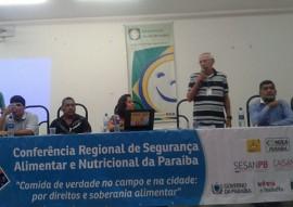 sedh e consea pb conferencia regional de seguranca alimentar e nutricional em patos 2 270x191 - Conferência Regional de Segurança Alimentar e Nutricional é realizada em Patos