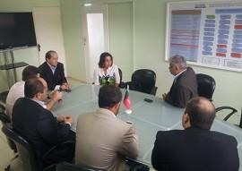 seds secretario de seguranca recebe representantes da api paraiba 270x191 - Gestores da Segurança recebem visita de presidente da API da Paraíba