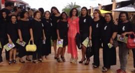 sereias da penha no spfw artesanato 2 270x146 - Artesanato da Paraíba encanta expectadores no desfile de Ronaldo Fraga no SPFW