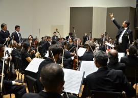 sinfonica1 rg 270x192 - Orquestra Sinfônica apresenta concerto com músicas de Tom Jobim e estreia paraibana de peça de Ravel