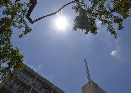 sol 270x192 - Meteorologia prevê sol com possibilidade de chuvas ocasionais nesta terça-feira