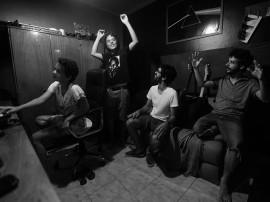 ATroçaHarmonica Grav04022015 RafaelPassos 98 270x202 - Bandas Evoé e A Troça Harmônica fazem apresentação no projeto Music From Paraíba 2