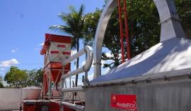 CAMPINA GRANDE CINEP 1 270x158 - Ricardo visita usina beneficiadora de resíduos sólidos em Campina Grande