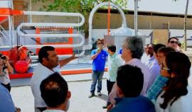 CAMPINA GRANDE CINEP 2 270x158 - Ricardo visita usina beneficiadora de resíduos sólidos em Campina Grande