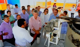 CAMPINA GRANDE CINEP 3 270x158 - Ricardo visita usina beneficiadora de resíduos sólidos em Campina Grande