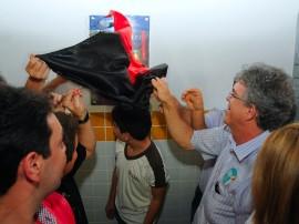 SAO BENTO REFORMA DE ESCOLA 7 270x202 - Ricardo assina ordem de serviço de adutora, entrega escola e incentiva indústrias do Alto Sertão