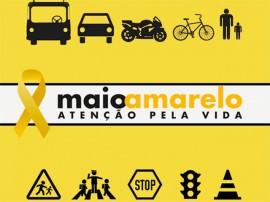 maio amarelo 270x202 - Campanha Maio Amarelo promove ações educativas sobre segurança no trânsito