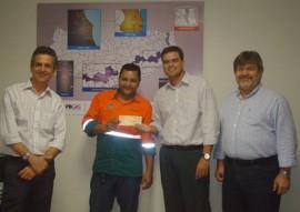 pbgas entrega primeiro cheque premio 270x191 - PBGás entrega primeiro bônus da campanha de incentivo ao uso do GNV