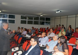 reuniao do banco Bird no auditorio 4 270x191 - Técnicos do Cooperar e Banco Mundial conhecem nova estratégia de convivência com o semiárido