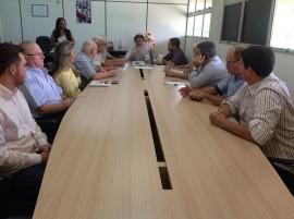 reuniao mda 270x201 - Governo e MDA avaliam regularização fundiária na Paraíba