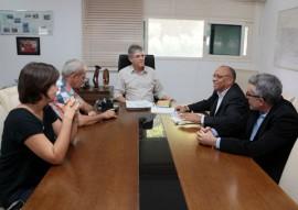 ricardo com presidente do coren 20 270x191 - Centro de Convenções sediará 18º Congresso Brasileiro dos Conselhos de Enfermagem