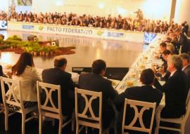 ricardo encontro de governadores em brasilia foto jose marques 12 270x191 - Ricardo fala em nome do Nordeste em encontro de governadores