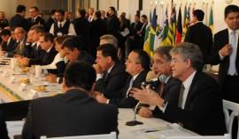 ricardo encontro de governadores em brasilia foto jose marques 4 270x158 - Ricardo fala em nome do Nordeste em encontro de governadores