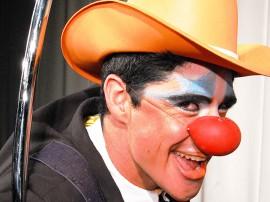 ulisses PALHAÇO 04 270x202 - Funesc lança projeto 'Circo no Espaço' e inscreve para curso de artes circenses