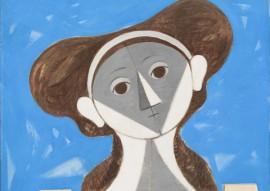 """7 Milton Dacosta Figura 1948 270x191 - Exposição itinerante """"Narrativas Poéticas"""" reabre Galeria Archidy Picado"""