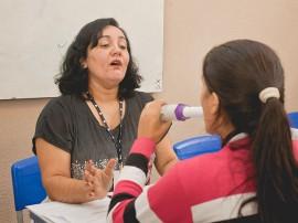 IMG 5468 270x202 - Atividade do Dia Nacional da Asma orienta sobre tratamento da doença