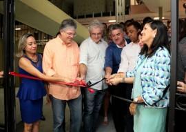 biblioteca espaço cultural 1 270x191 - Governador reabre biblioteca e entrega unidade de treinamento de tiro e viaturas