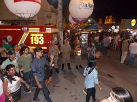 bombeiros parque povo 2 270x202 - Bombeiros registram 182 atendimentos durante fim de semana do Maior São João do Mundo
