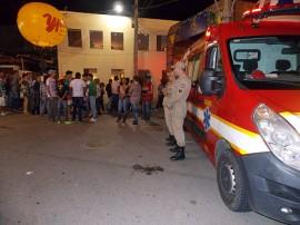bombeiros parque povo 3 270x202 - Bombeiros registram 182 atendimentos durante fim de semana do Maior São João do Mundo