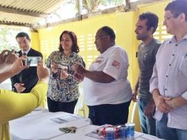 moeda social ana 270x202 - Governo do Estado participa de lançamento de moeda social da comunidade Muçumagro