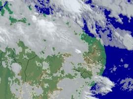 nebulosidade 270x202 - Meteorologia prevê chuvas esporádicas para Agreste, Brejo e Litoral nesta quarta-feira