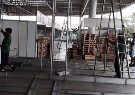 preparativos para salao de artesanato cg 3 270x191 - Ricardo abre 22º Salão de Artesanato da Paraíba em Campina Grande nesta segunda-feira
