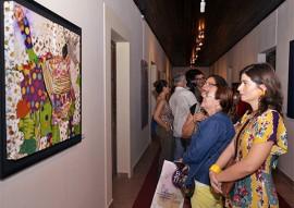 """publico observam galeria foto walter rafael 1 270x191 - Centro Estadual de Arte abre mostra coletiva """"Em Três"""" na Capital"""
