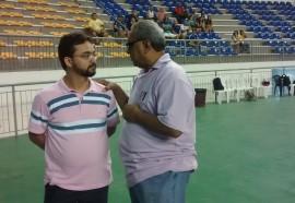 treino handebol2 270x186 - Seleção Brasileira de Handebol faz primeiro treino no Ronaldão
