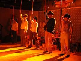 6ispinhofulo creditoAlecioCezar divulgacao 270x202 - Paraíba recebe espetáculo em homenagem a Patativa do Assaré, Zé da Luz e Zé Limeira