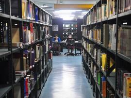 Biblioteca corredor 270x202 - Governo promove capacitação para profissionais de bibliotecas públicas em São Bentinho