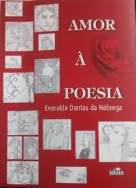 """Capa Amor à poesia 195x270 - Fundação Casa de José Américo sedia lançamento de Livro """"Amor à poesia"""""""