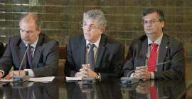 IMG 5558 270x139 - Ricardo defende governabilidade e cobra agilidade nas ações do Governo Federal para os estados