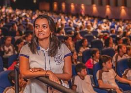 Micaela 270x191 - Alunos de escolas estaduais assistem peça de palhaças cariocas no Espaço Cultural