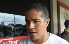 RicardoPuppe PRF doação de sangue PERSONAGEM 270x174 - Hemocentro da Paraíba recebe PRF-PB para campanha de doação de sangue