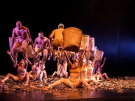 Sagração da Primavera foto Bárbara Umbra 270x202 - Corpo de Dança do Amazonas apresenta espetáculos e ministra oficinas no Espaço Cultural