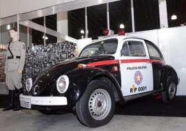 Stand pm historia da policia na multifeira brasil mostra brasil Foto Wagner Varela SECOM 1 270x191 - Polícia Militar expõe história e tecnologia em stand da Multifeira Brasil Mostra Brasil